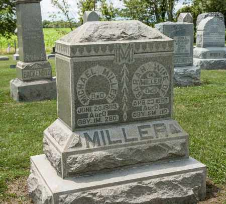 MILLER, MICHAEL - Richland County, Ohio | MICHAEL MILLER - Ohio Gravestone Photos