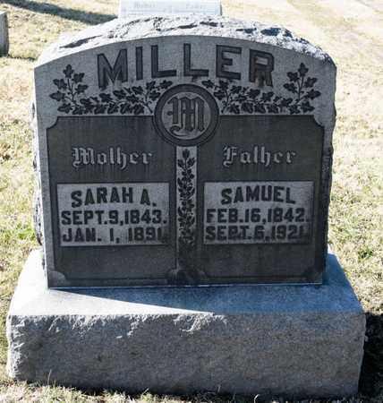 MILLER, SAMUEL - Richland County, Ohio | SAMUEL MILLER - Ohio Gravestone Photos