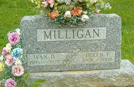 MILLIGAN, IVAN DALE - Richland County, Ohio | IVAN DALE MILLIGAN - Ohio Gravestone Photos