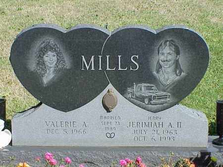MILLS, VALERIE A. - Richland County, Ohio | VALERIE A. MILLS - Ohio Gravestone Photos