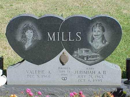 MILLS, II, JERIMIAH A. - Richland County, Ohio | JERIMIAH A. MILLS, II - Ohio Gravestone Photos