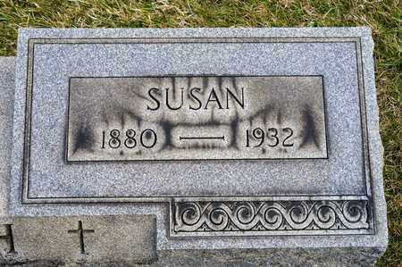 MISH, SUSAN - Richland County, Ohio | SUSAN MISH - Ohio Gravestone Photos