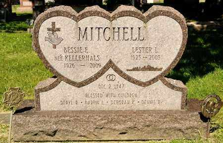 MITCHELL, BESSIE E - Richland County, Ohio | BESSIE E MITCHELL - Ohio Gravestone Photos