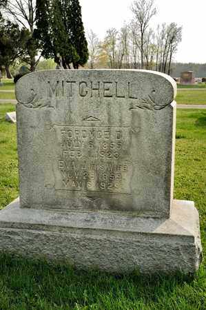 MITCHELL, EVA J - Richland County, Ohio | EVA J MITCHELL - Ohio Gravestone Photos