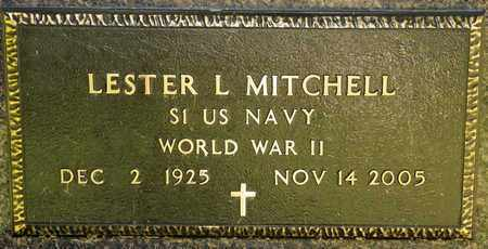 MITCHELL, LESTER L - Richland County, Ohio | LESTER L MITCHELL - Ohio Gravestone Photos
