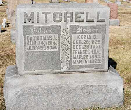 MITCHELL, THOMAS A - Richland County, Ohio | THOMAS A MITCHELL - Ohio Gravestone Photos