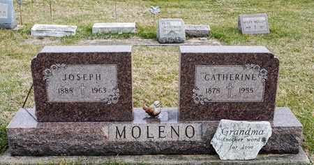 MOLENO, CATHERINE - Richland County, Ohio | CATHERINE MOLENO - Ohio Gravestone Photos