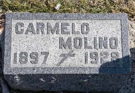MOLINO, CARMELO - Richland County, Ohio | CARMELO MOLINO - Ohio Gravestone Photos