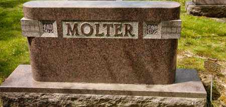 MOLTER, WILLIAM H - Richland County, Ohio | WILLIAM H MOLTER - Ohio Gravestone Photos