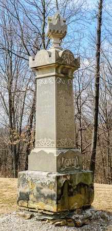 MONN, HANNAH - Richland County, Ohio | HANNAH MONN - Ohio Gravestone Photos