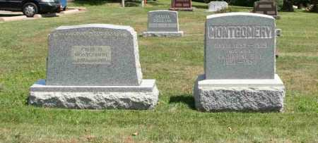 MONTGOMERY, CATHERINE - Richland County, Ohio | CATHERINE MONTGOMERY - Ohio Gravestone Photos