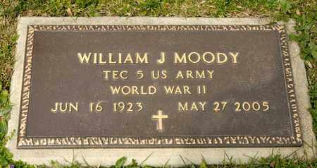 MOODY, WILLIAM J - Richland County, Ohio | WILLIAM J MOODY - Ohio Gravestone Photos