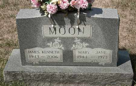 MOON, MARY JANE - Richland County, Ohio | MARY JANE MOON - Ohio Gravestone Photos