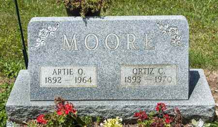 MOORE, ARTIE O - Richland County, Ohio | ARTIE O MOORE - Ohio Gravestone Photos