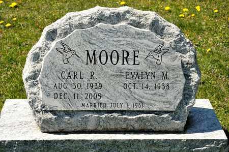MOORE, CARL R - Richland County, Ohio | CARL R MOORE - Ohio Gravestone Photos