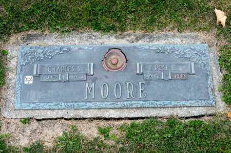 MOORE, ROSE E - Richland County, Ohio | ROSE E MOORE - Ohio Gravestone Photos