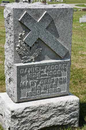 GRIFFEN MOORE, MARY - Richland County, Ohio | MARY GRIFFEN MOORE - Ohio Gravestone Photos