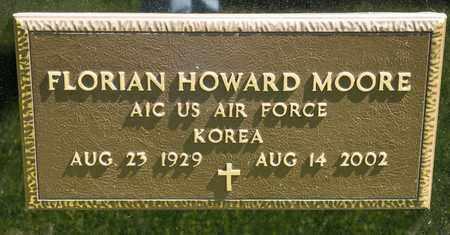 MOORE, FLORIAN HOWARD - Richland County, Ohio   FLORIAN HOWARD MOORE - Ohio Gravestone Photos