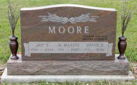 MOORE, JAY E - Richland County, Ohio | JAY E MOORE - Ohio Gravestone Photos