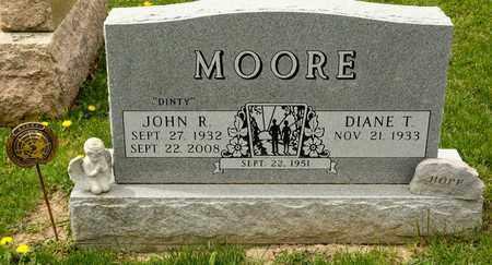 MOORE, JOHN R - Richland County, Ohio | JOHN R MOORE - Ohio Gravestone Photos