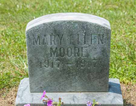 MOORE, MARY ELLEN - Richland County, Ohio | MARY ELLEN MOORE - Ohio Gravestone Photos