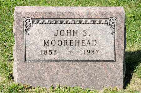 MOOREHEAD, JOHN S - Richland County, Ohio | JOHN S MOOREHEAD - Ohio Gravestone Photos