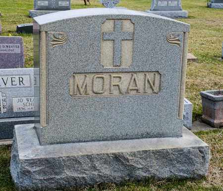 MORAN, JULIA - Richland County, Ohio | JULIA MORAN - Ohio Gravestone Photos