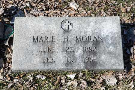 MORAN, MARIE H - Richland County, Ohio | MARIE H MORAN - Ohio Gravestone Photos