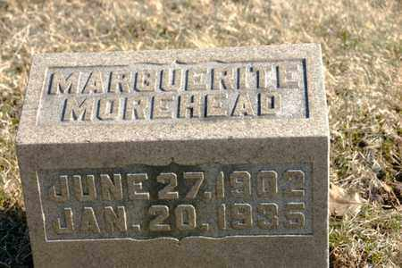 MOREHEAD, MARGUERITE - Richland County, Ohio | MARGUERITE MOREHEAD - Ohio Gravestone Photos