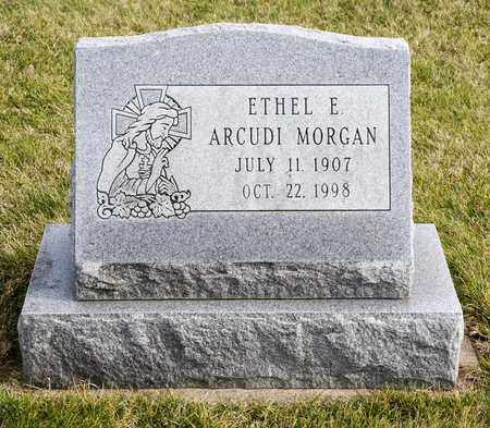 MORGAN, ETHEL E - Richland County, Ohio | ETHEL E MORGAN - Ohio Gravestone Photos