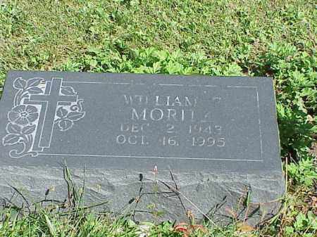 MORITZ, WILLIAM - Richland County, Ohio | WILLIAM MORITZ - Ohio Gravestone Photos
