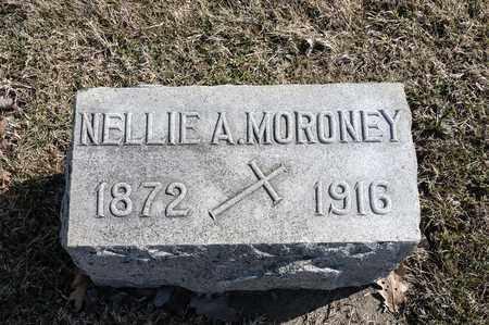 MORONEY, NELLIE A - Richland County, Ohio | NELLIE A MORONEY - Ohio Gravestone Photos