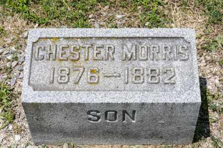 MORRIS, CHESTER - Richland County, Ohio | CHESTER MORRIS - Ohio Gravestone Photos