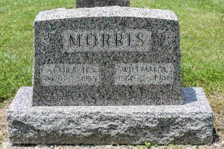 MORRIS, WILLIAM A - Richland County, Ohio | WILLIAM A MORRIS - Ohio Gravestone Photos