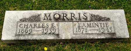 MORRIS, CHARLES E - Richland County, Ohio | CHARLES E MORRIS - Ohio Gravestone Photos