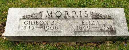 MORRIS, GIDEON B - Richland County, Ohio | GIDEON B MORRIS - Ohio Gravestone Photos