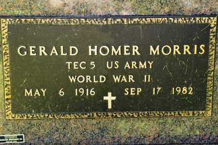 MORRIS, GERALD HOMER - Richland County, Ohio | GERALD HOMER MORRIS - Ohio Gravestone Photos