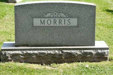 MORRIS, WILLIAM R - Richland County, Ohio | WILLIAM R MORRIS - Ohio Gravestone Photos