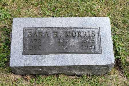 MORRIS, SARA R - Richland County, Ohio | SARA R MORRIS - Ohio Gravestone Photos