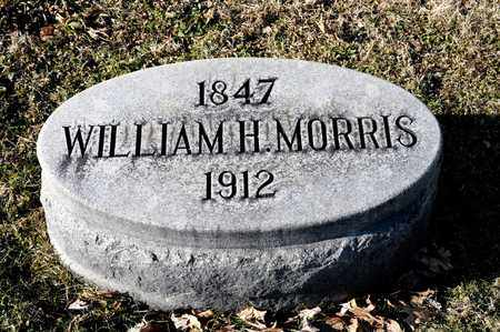 MORRIS, WILLIAM H - Richland County, Ohio | WILLIAM H MORRIS - Ohio Gravestone Photos