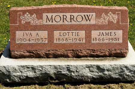 MORROW, JAMES - Richland County, Ohio | JAMES MORROW - Ohio Gravestone Photos