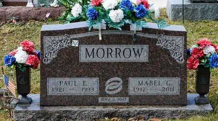 MORROW, MABEL G - Richland County, Ohio | MABEL G MORROW - Ohio Gravestone Photos