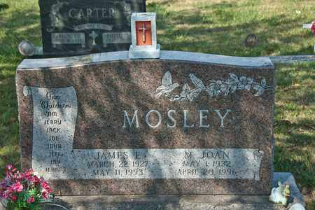 MOSLEY, JAMES E - Richland County, Ohio | JAMES E MOSLEY - Ohio Gravestone Photos
