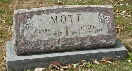 MOTT, JOSEPH - Richland County, Ohio | JOSEPH MOTT - Ohio Gravestone Photos