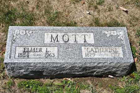 MOTT, CATHERINE - Richland County, Ohio | CATHERINE MOTT - Ohio Gravestone Photos