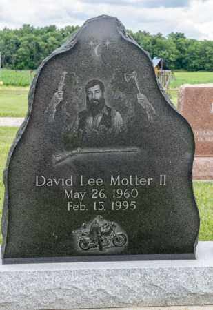 MOTTER, DAVID LEE - Richland County, Ohio | DAVID LEE MOTTER - Ohio Gravestone Photos