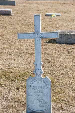 MOUGY, FRANCIS XAVIER - Richland County, Ohio | FRANCIS XAVIER MOUGY - Ohio Gravestone Photos