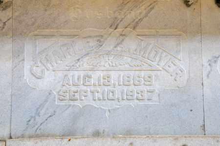 MOYER, CHARLES A - Richland County, Ohio   CHARLES A MOYER - Ohio Gravestone Photos