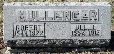 MULLENGER, ROBERT - Richland County, Ohio | ROBERT MULLENGER - Ohio Gravestone Photos
