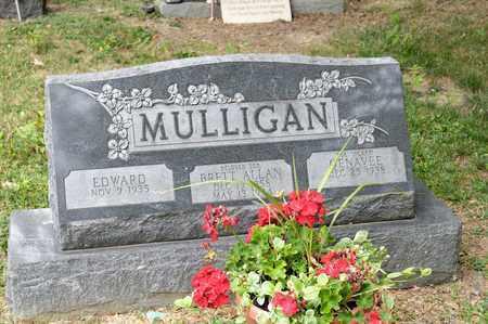 MULLIGAN, BRETT ALLAN - Richland County, Ohio | BRETT ALLAN MULLIGAN - Ohio Gravestone Photos